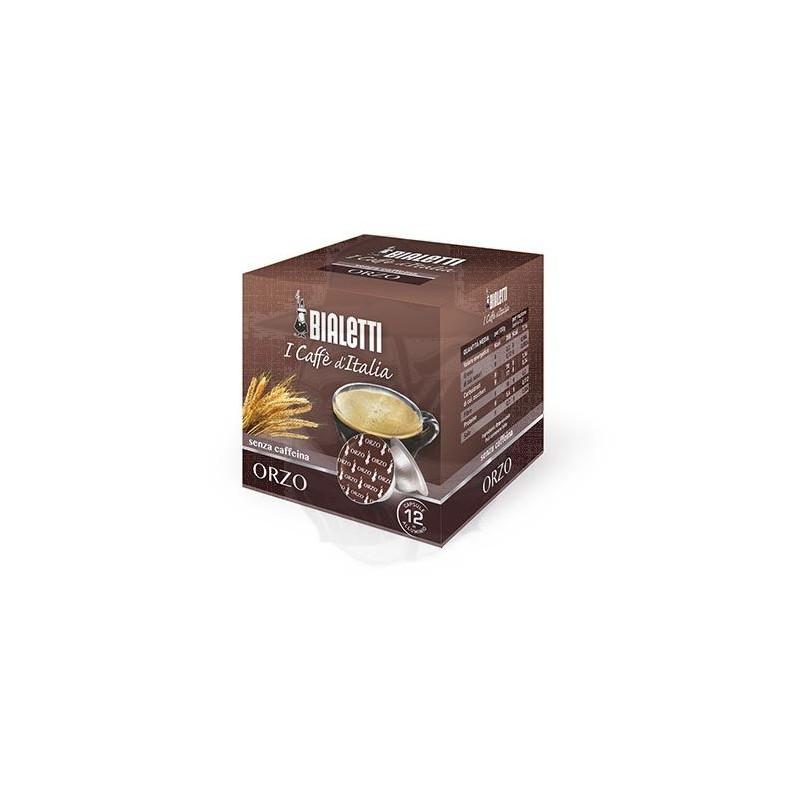 Bialetti Caffè d'Italia Orzo 12 PZ Capsule caffè d'italia