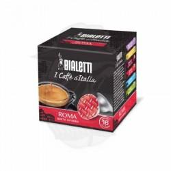 Caps Bialetti Caffè d'Italia Roma 16 PZ capsule caffè d'italia