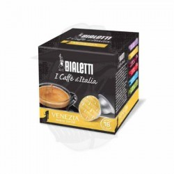Caps Bialetti Caffè d'Italia Venezia 16 PZ capsule caffè d'italia