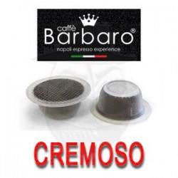 Capsula Caffè Barbaro Cremoso 100 PZ Capsule Compatibili Bialetti