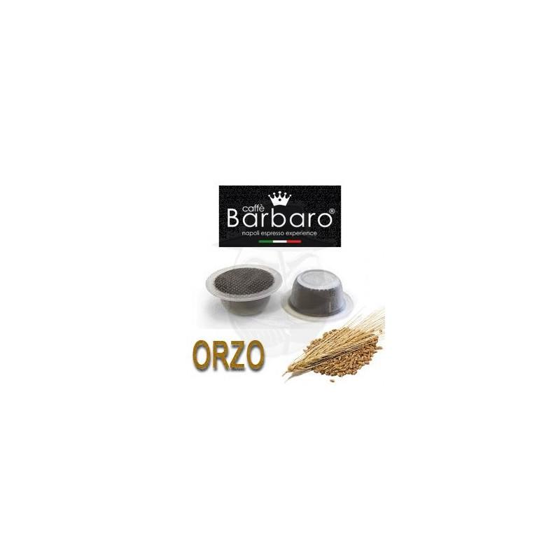 Capsula Caffè Barbaro Orzo 50 PZ Capsule Compatibili Bialetti