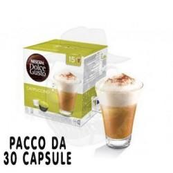 Nescafé Dolce Gusto Cappuccino Magnum Pack 30 PZ  capsule dolce gusto