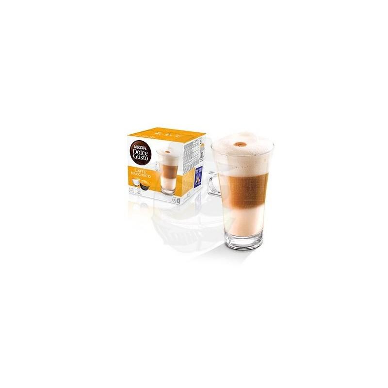 Caps Dolce Gusto Latte Macchiato 16 PZ  capsule dolce gusto