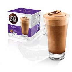 Capsule Nescafé Dolce Gusto Mocha 16 PZ  capsule dolce gusto