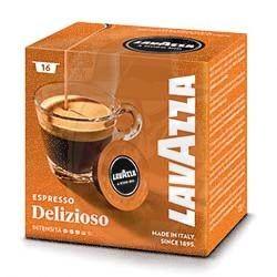 Capsule Lavazza A Modo Mio Espresso Delizioso 16 PZ Capsule A Modo Mio