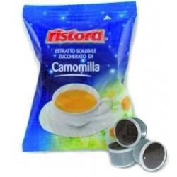 Capsula Ristora Camomilla 100 PZ Capsule compatibili Espresso Point