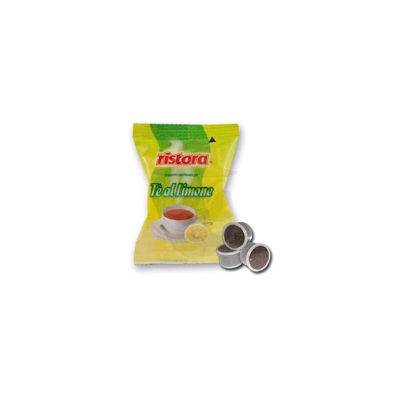 Tè al limone Ristora - compatibili Espresso Point Capsule compatibili Espresso Point