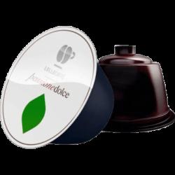 Capsula PassioneDolce Lollo Caffè Dek Espresso 16 PZ Capsule compatibili Dolce Gusto