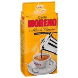 Macinato Moreno Classico 250 gr Caffè in grani e macinato