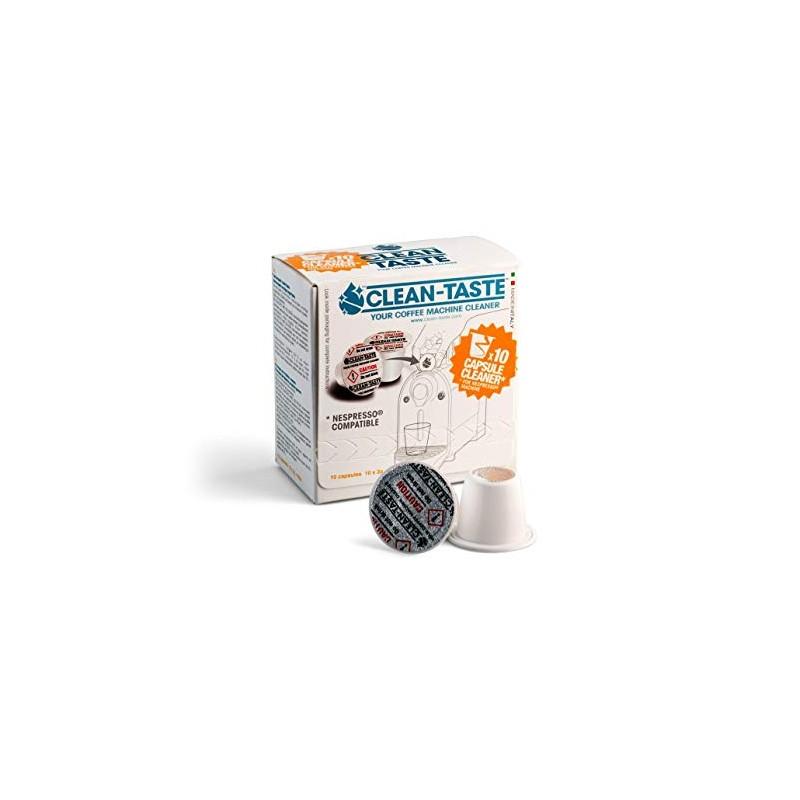Clean Taste compatibili Nespresso Home