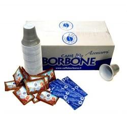 Kit Accessori Borbone 100 pz MACCHINE E ALTRI PRODOTTI