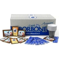 Kit Accessori Borbone 150 pz MACCHINE E ALTRI PRODOTTI