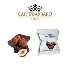 Caps Nespresso Barbaro Cioccolato e Nocciola 30 PZ Capsule compatibili Nespresso