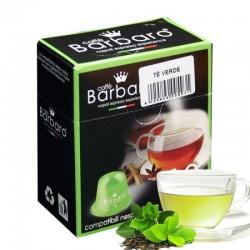 Capsula Tè Verde in foglia 30 PZ Capsule compatibili Nespresso