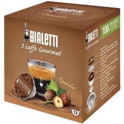 Caps Bialetti Caffè d'Italia Nocciola 12 pz capsule caffè d'italia