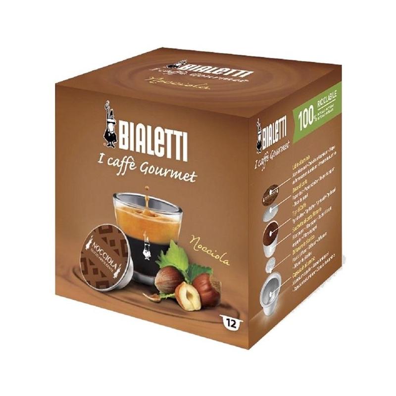 Bialetti Caffè d'Italia Nocciola capsule caffè d'italia