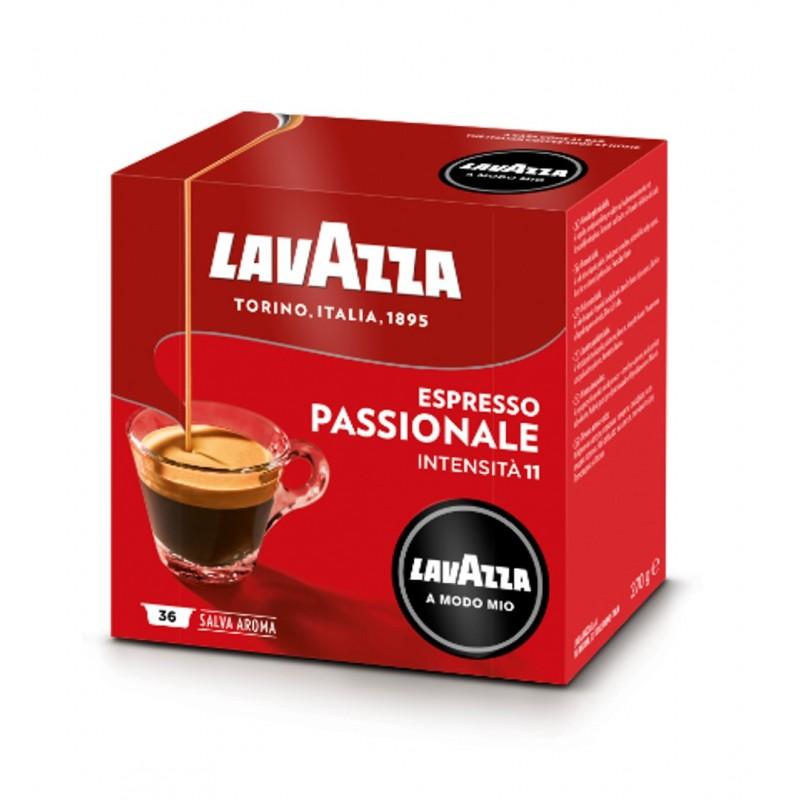 Espresso Passionale Lavazza a Modo Mio Capsule A Modo Mio
