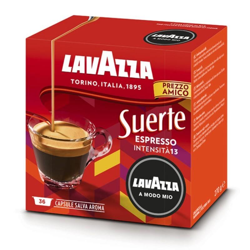 Caffè Suerte Lavazza a Modo Mio Capsule sistema A Modo Mio