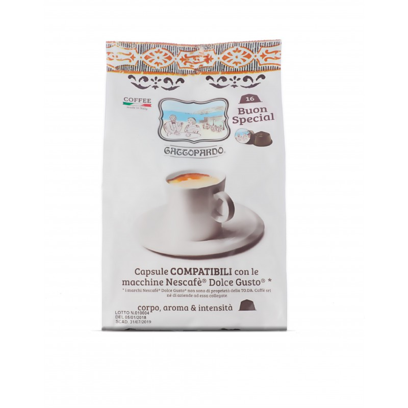 Dolce Gusto Special Club capsule compatibili dolce gusto