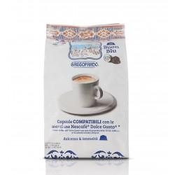 Capsula Gattopardo Buon Blu capsule compatibili dolce gusto