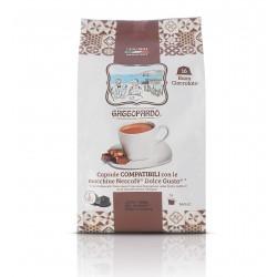 Capsula Gattopardo Buon Cioccolata capsule compatibili dolce gusto