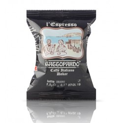 Nespresso Gattopardo Dakar Capsule compatibili macchina Nespresso