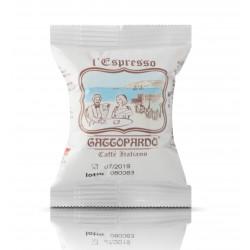 Caps Nespresso Gattopardo Blu Capsule compatibili macchina Nespresso