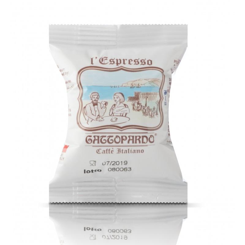 Capsula Gattopardo NSP Qualita Blu Capsule compatibili macchina Nespresso
