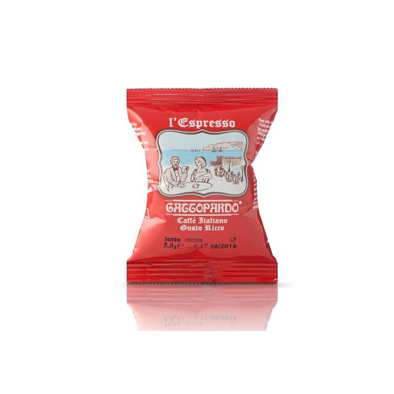 Nespresso Gattopardo Ricco Capsule compatibili macchina Nespresso