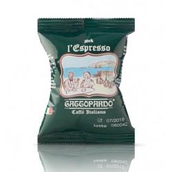Capsula Caffè To.da Gattopardo NSP Dek Capsule compatibili macchina Nespresso