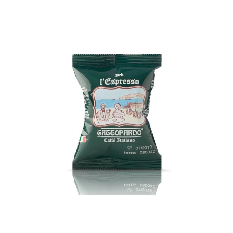 Nespresso To.da Gattopardo Dek Capsule compatibili macchina Nespresso